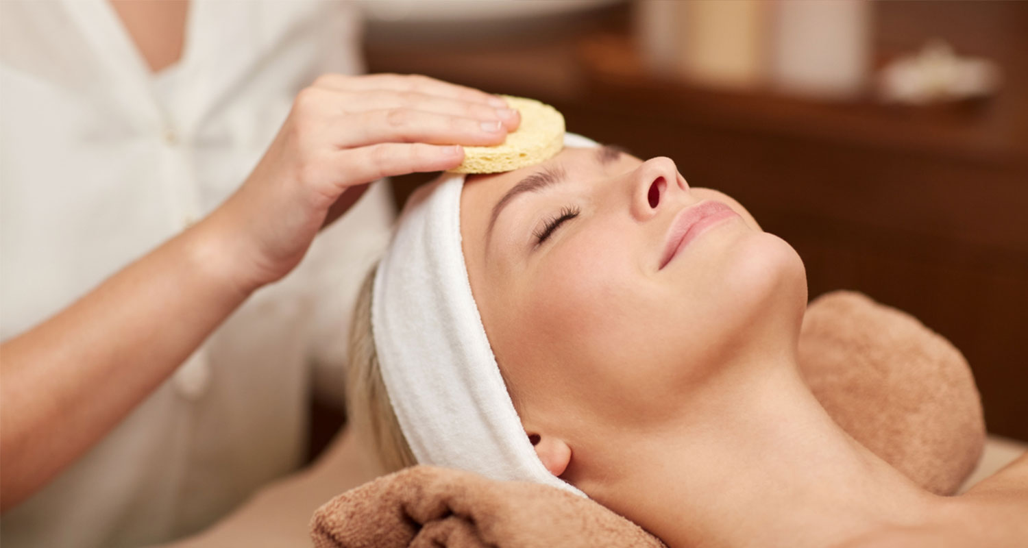 stafford salon facials